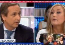Carlos Cuesta deja en ridículo a Elisa Beni