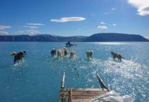 Groenlandia derretida