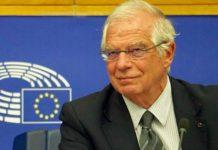 Borrell ministro Níger