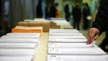 régimen electoral español