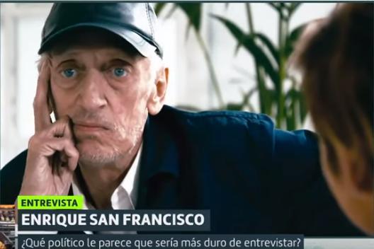 Enrique San Francisco Pedro Sánchez