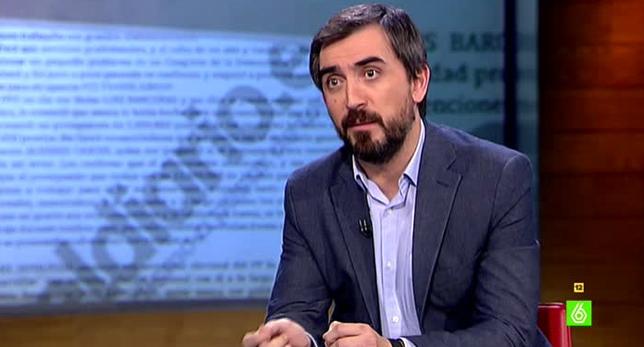 Ignacio Escolar Ayuntamiento de Madrid