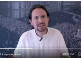 Pablo Iglesias investidura Sánchez
