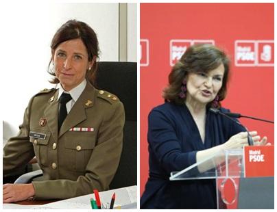 General Patricia Ortega Calmen Calvo no bonita