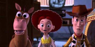 Toy Story 2 elimina escena