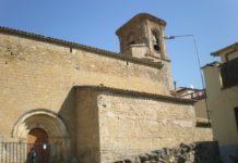 iglesia de San Martín de Capella (Huesca)