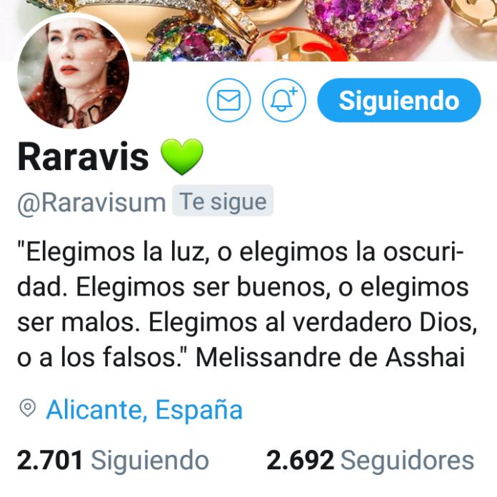 Raravisum