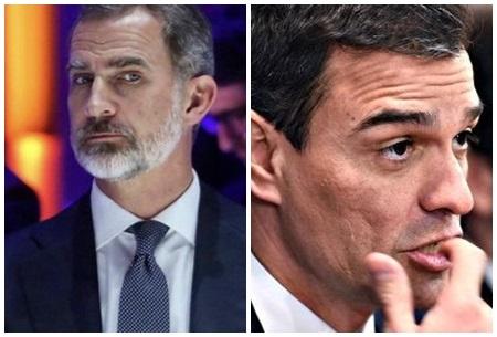 Retraso Pedro Sánchez Rey