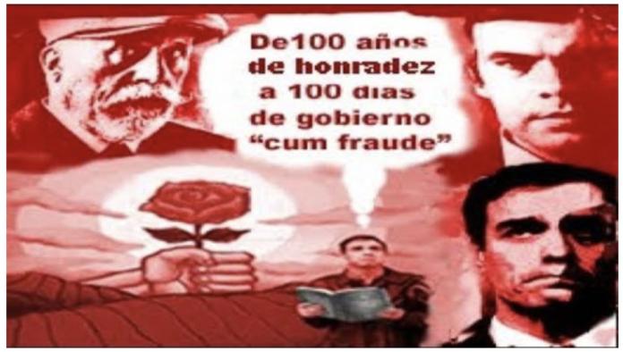 100 años de honradez