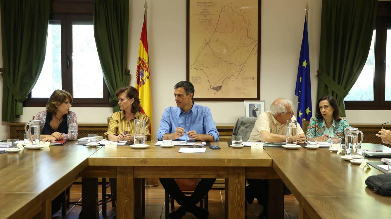 PSOE y Podemos