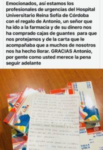 cordobés y español