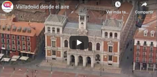 Valladolid desde el aire