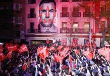 Esta gentuza del PSOE es repulsiva