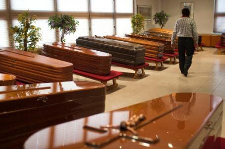 empresas funerarias