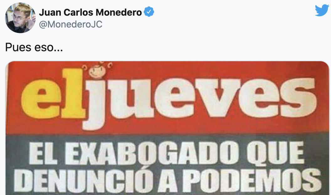 'El Jueves'