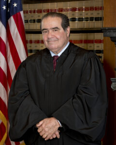 Juez Antonin Scalia