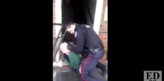 policía canadiense