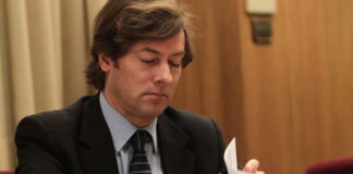 Juez Santiago Pedraz