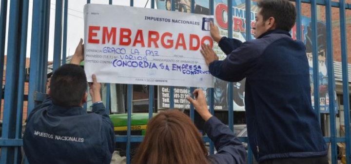 embargos ilegales