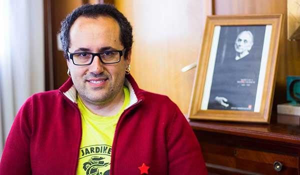 concejal comunista de Zaragoza